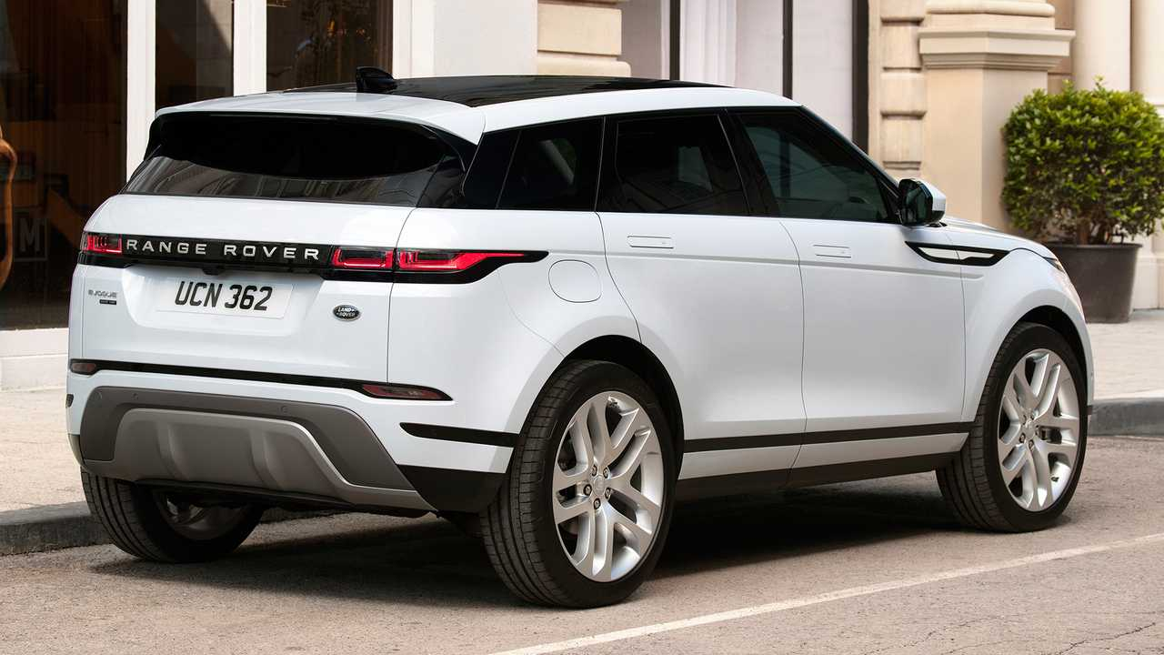 Land Rover Evoque >> 2020 Range Rover Evoque Shows Its Velar Traits On Video