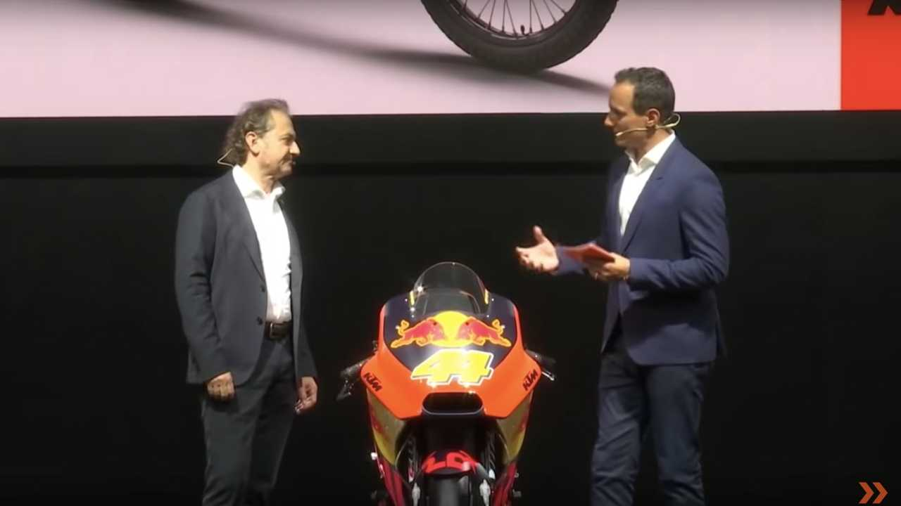 2019 KTM lineup launch at EICMA