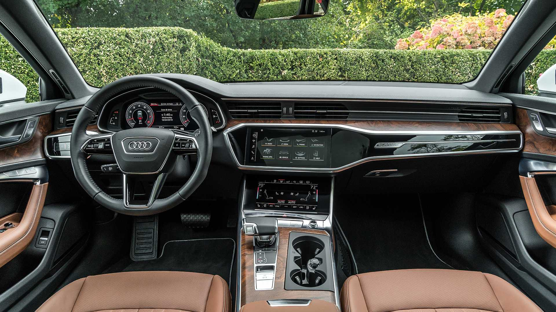 2019 Audi A6 Test Drive To The Unknown Was Full Of Surprises