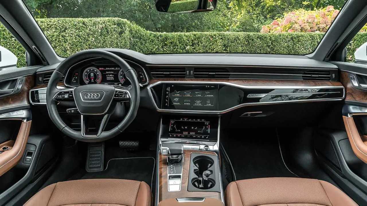 2019 Audi A6: İlk Sürüş