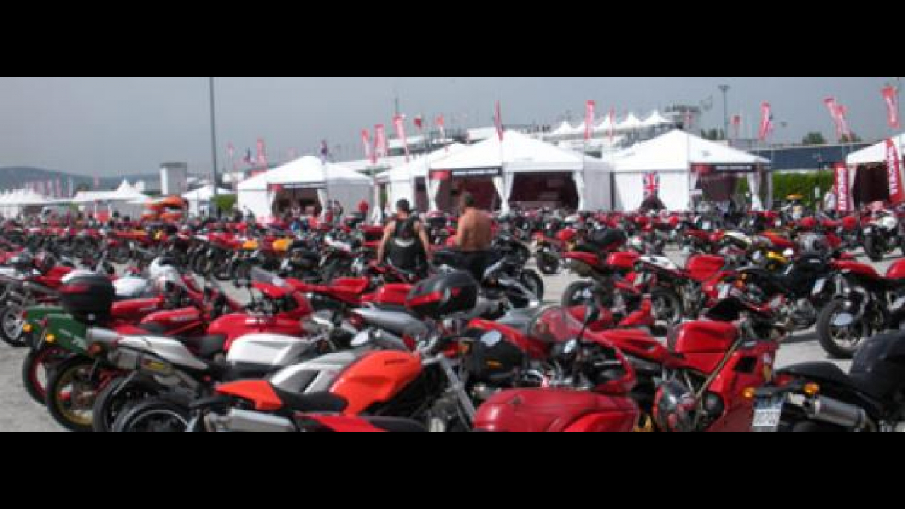 WDW 2010: partito il World Ducati Week!