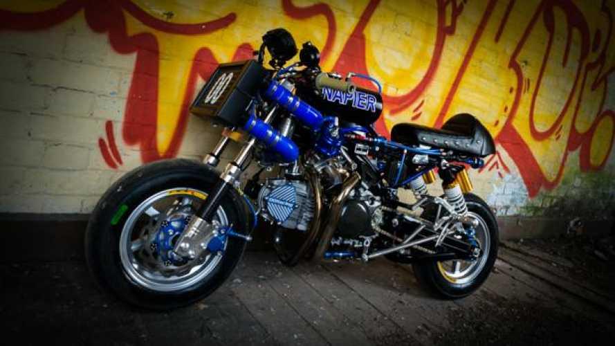Project Napier: il Turbo Monkey più veloce al mondo