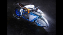 Ducati 848 neo-racer by Smoked Garage