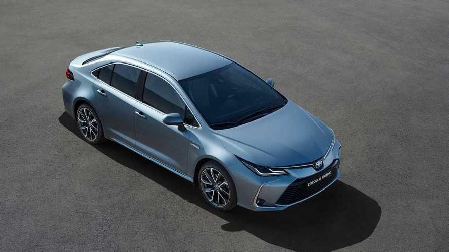 2019 Toyota Corolla Sedan ve rakipleri