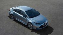 5 rivales del Toyota Corolla Sedan 2019