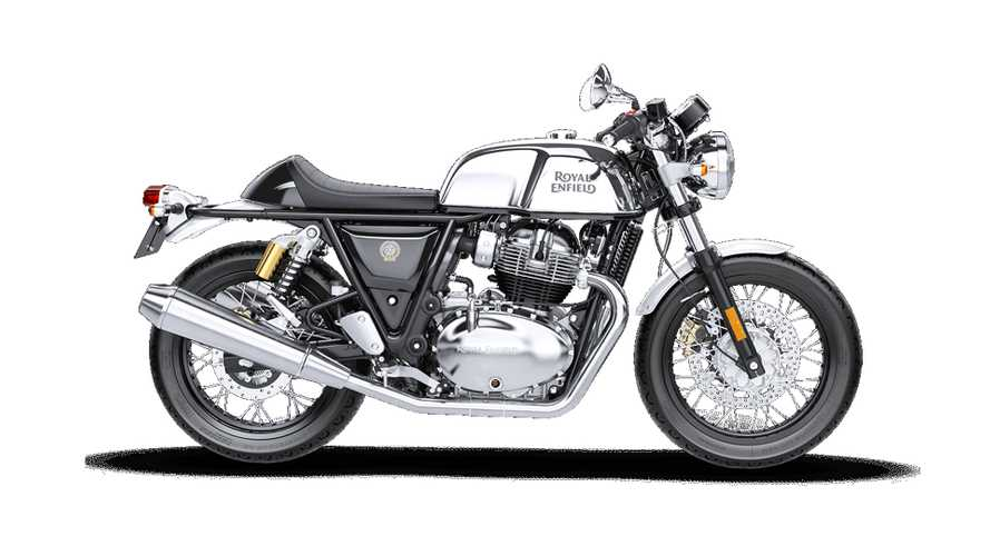 Royal Enfield 650 Twin