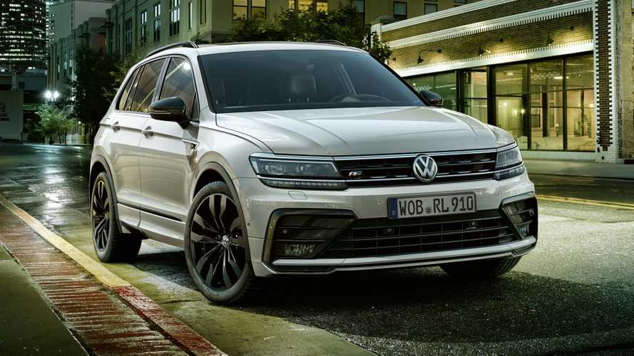 "VW Tiguan ganha kit ""Black Style"" e entra na moda do preto"