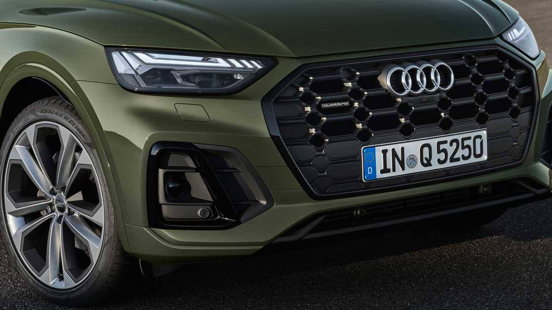Audi Q5 II Restyling (2020) 48