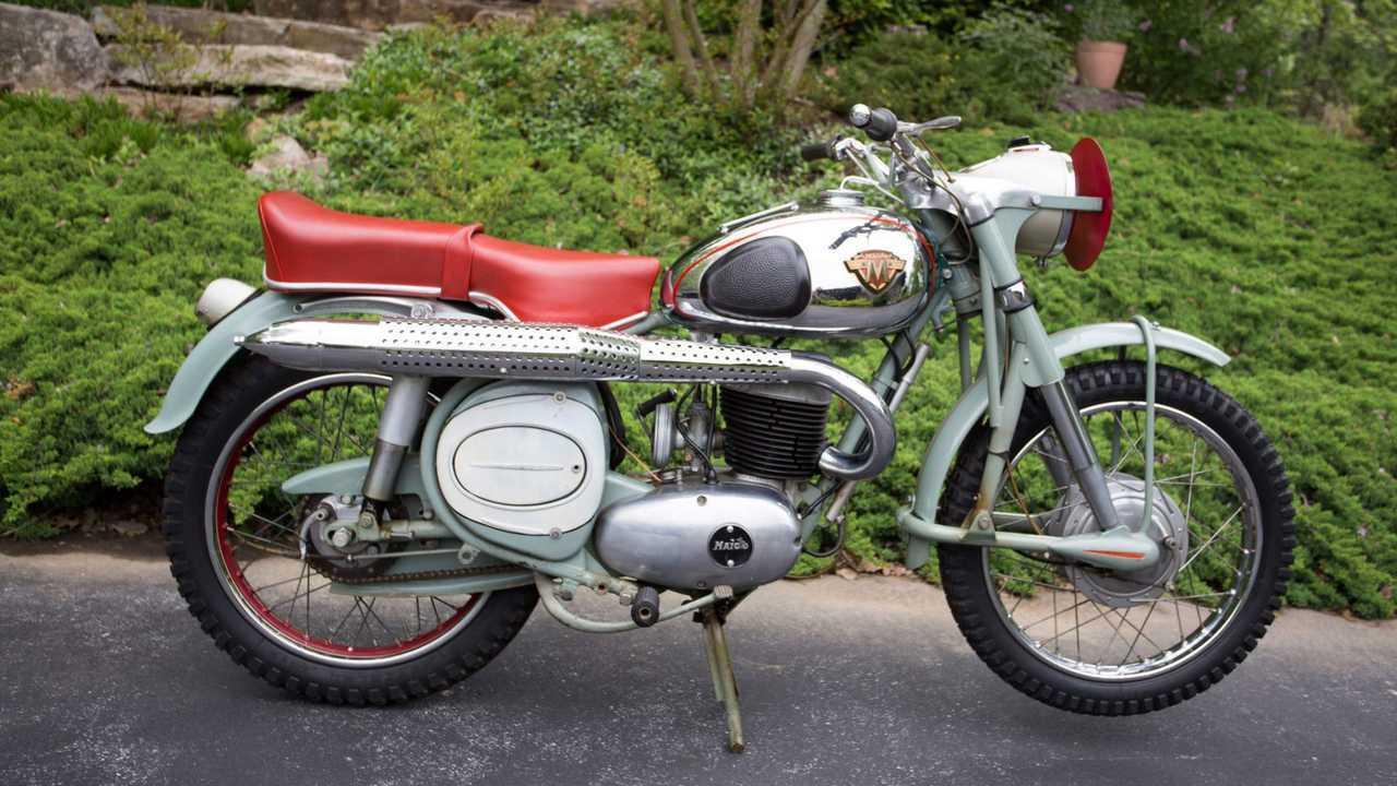 1957 Maico Enduro 250
