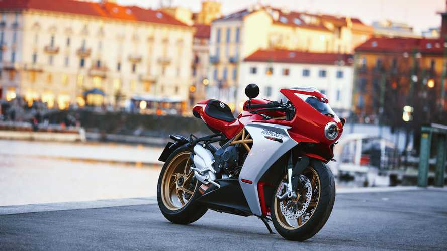 2020 MV Agusta Superveloce Will Come In Two New Color Options
