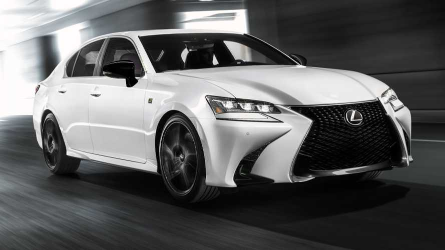 Lexus GS Black Line Edition