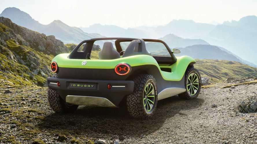 Volkswagen отложил в дальний ящик проект электрического внедорожника