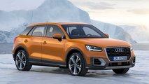 Audi Q2 (2020) vs. Audi Q2 (2016)