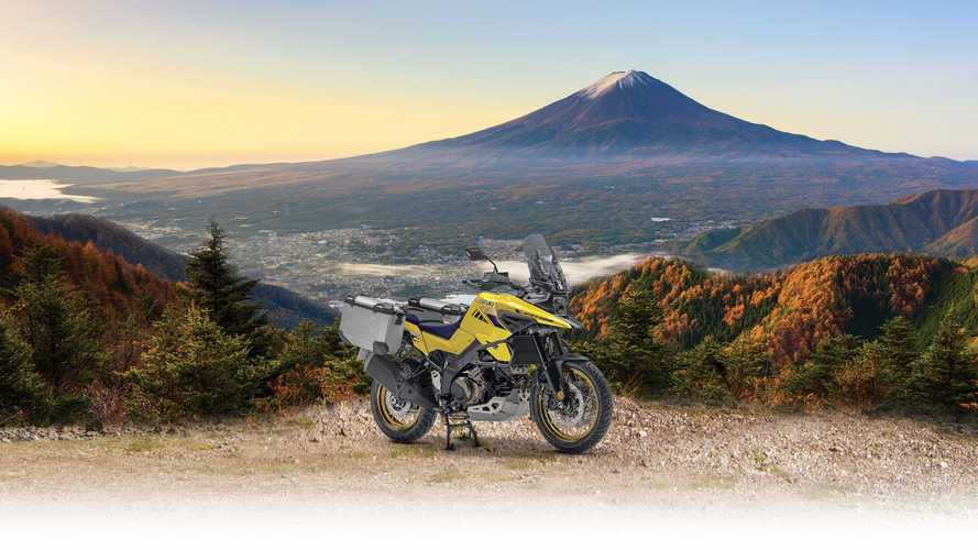 Suzuki V-Strom 1050 XT Pro: la nuova versione a prova di adventouring