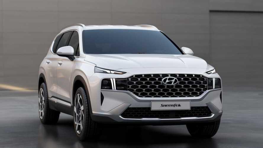 Обновленный Hyundai Santa Fe сертифицировали в России