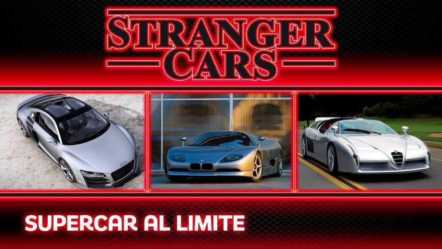 Stranger Cars, ecco come Audi, BMW e Alfa Romeo pensavao al futuro