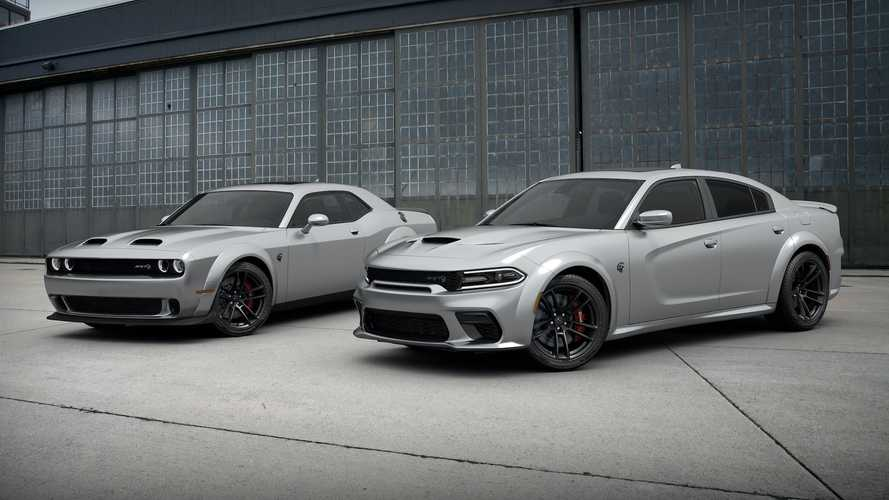 Dodge Charger And Challenger In Smoke Show
