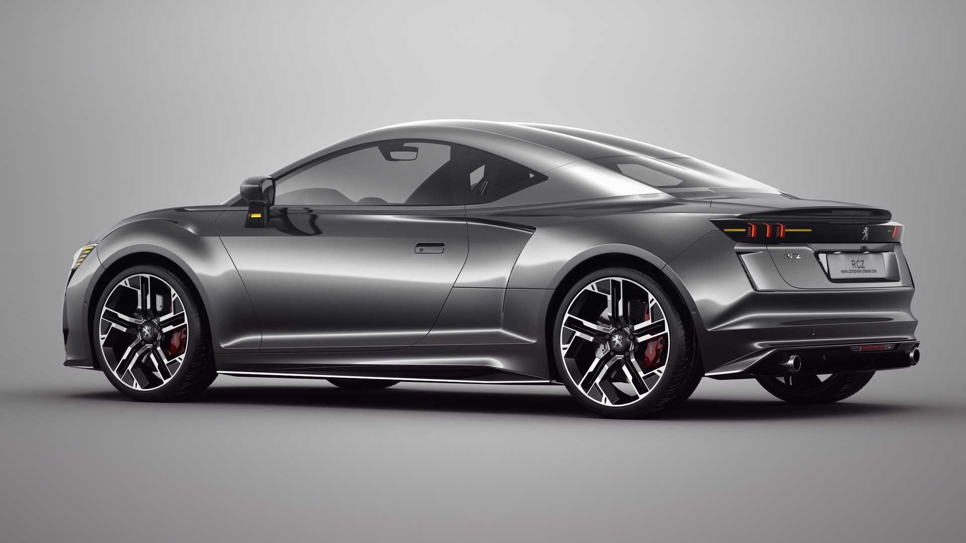 [Présentation] Le design par Peugeot - Page 15 2020-peugeot-rcz-concept-rendering