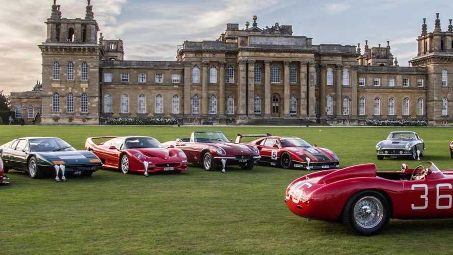 What to see at the 2018 Salon Privé concours