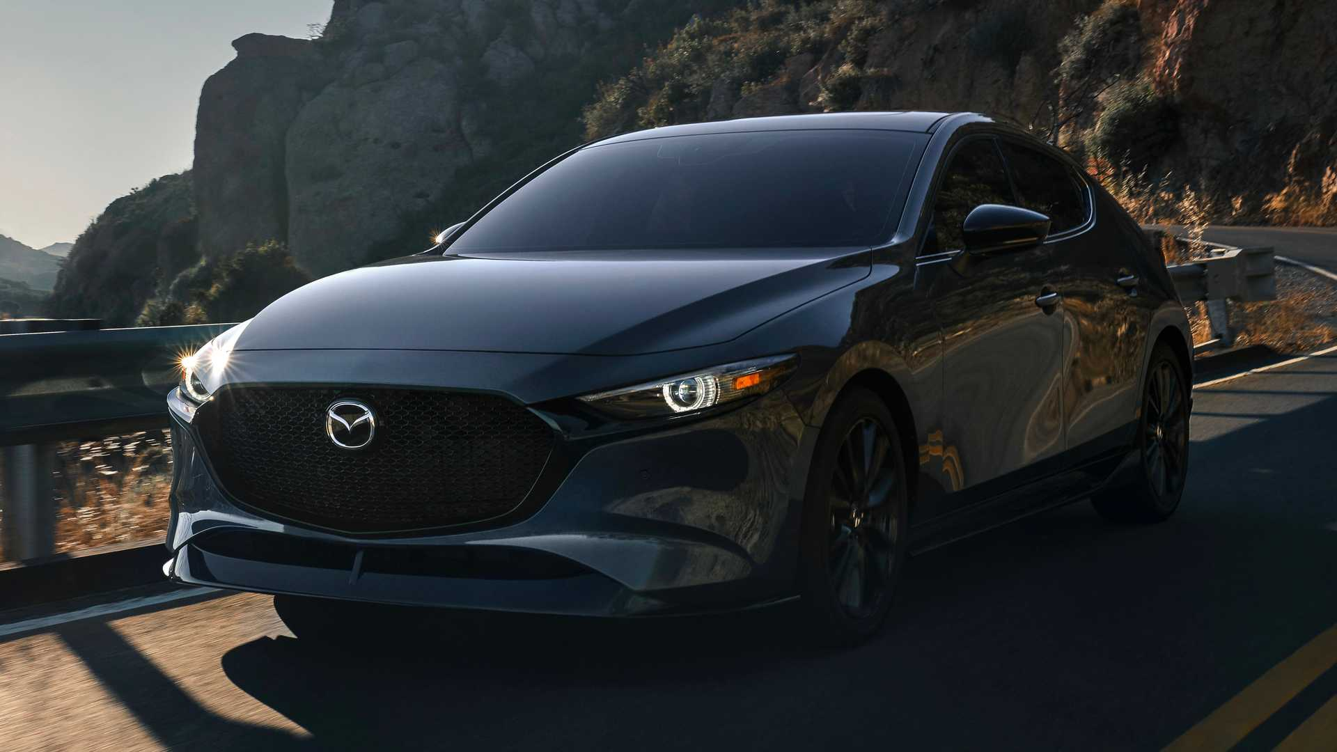 2021 mazda3 sedan with turbo power priced from 29900