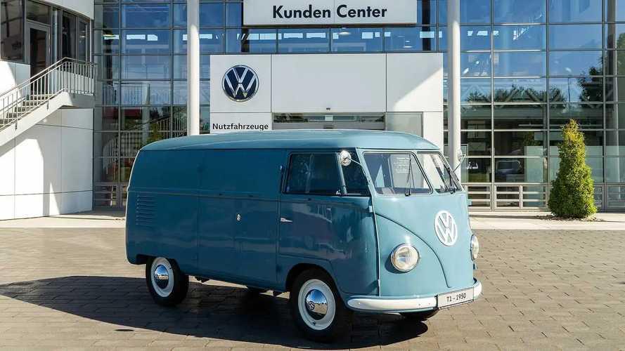 """Volkswagen Bulli, i settant'anni di """"Sofie"""""""
