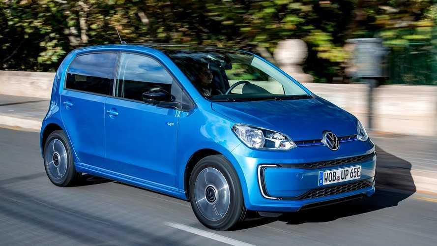 Volkswagen e-up!: versão 100% elétrica chega à Argentina para testes