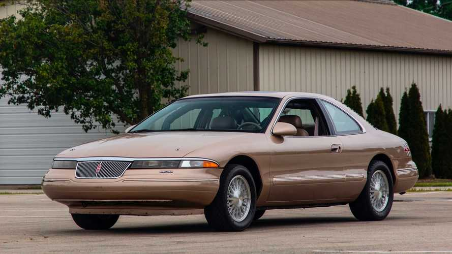 1993 Lincoln Mark VIII Class-D Land Speed Stock Car Prototype