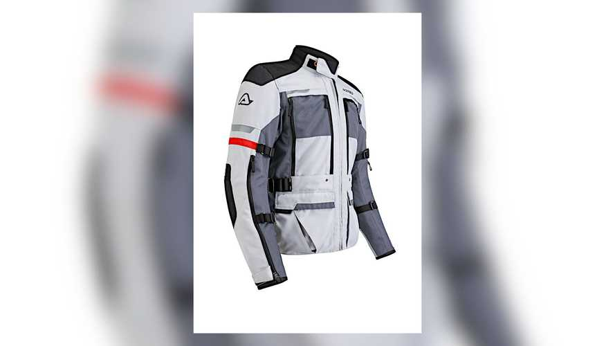 Acerbis Introduces All-Weather X-Tour Jacket For Your Journeys