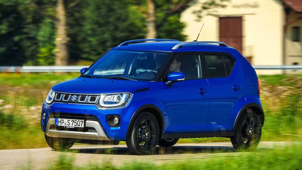 Suzuki Ignis Hybrid (2020) im Test