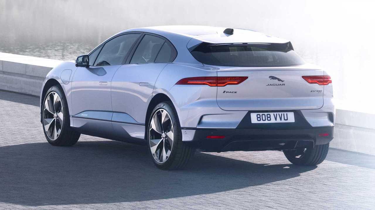 Jaguar I-Pace 2021 - 25
