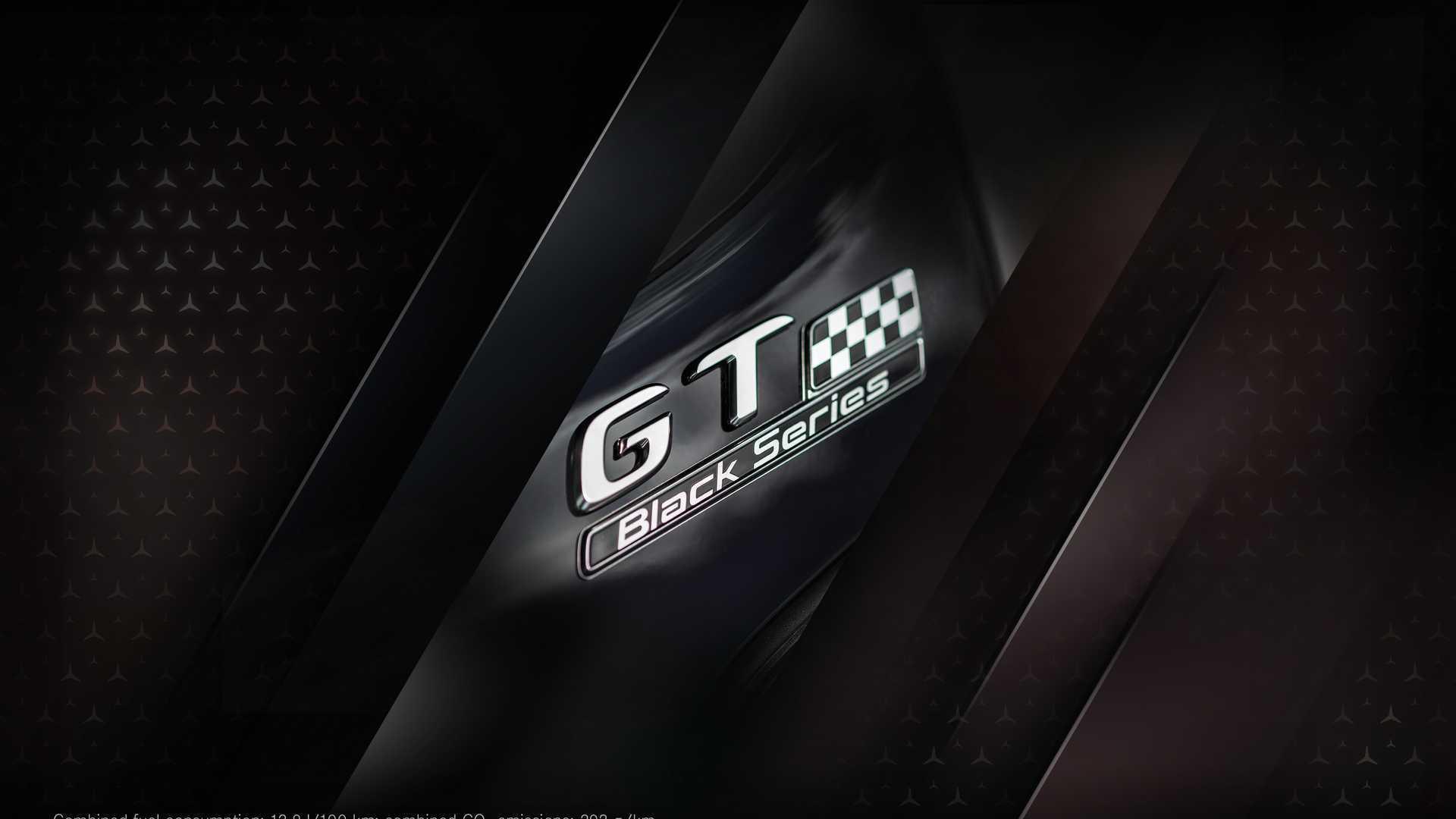 Mercedes-AMG GT Black Series Has 720 Horsepower: Official