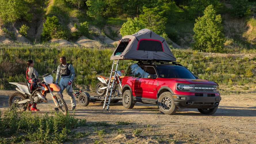 2021 Bronco Sport, Ford SUV ailesini canlandırmaya geldi