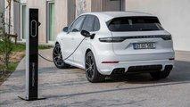 Porsche Cayenne: Mehr elektrische Reichweite für Plug-in-Hybrid-Modelle