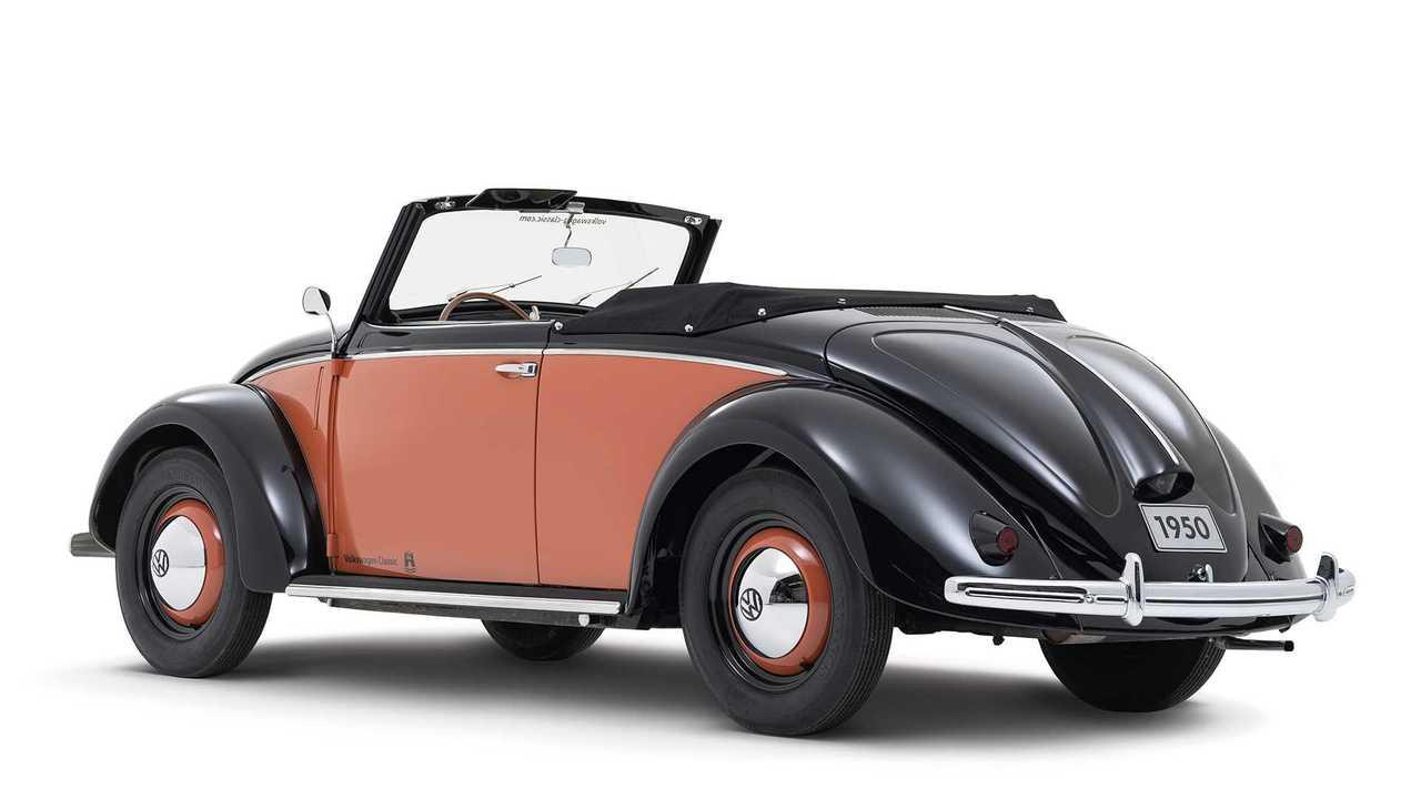 Käfer Cabriolet Hebmüller (1949)