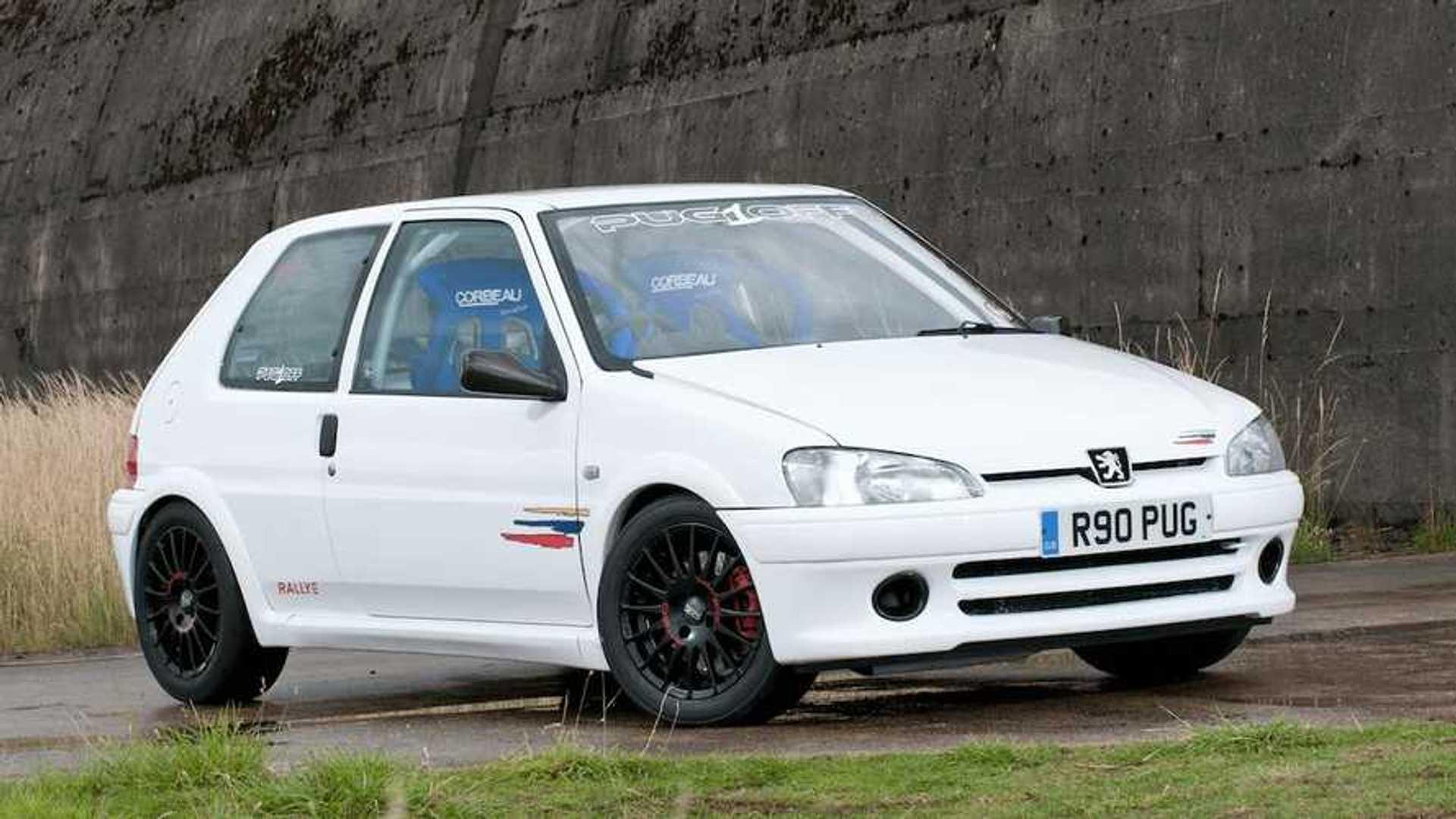 Peugeot 106 Rallye Buying Guide
