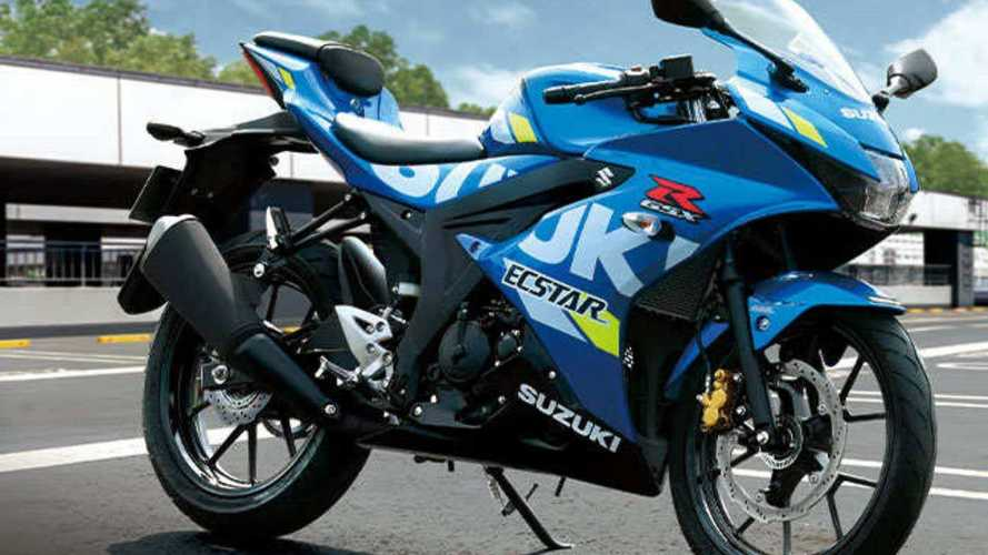 Suzuki Launches GSX-R125 In Japanese Market