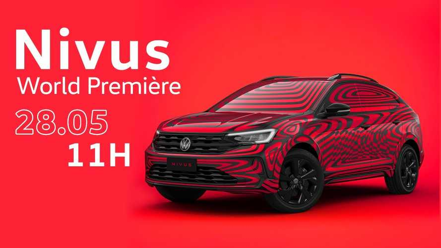 VW Nivus Debuts Today: See The Livestream