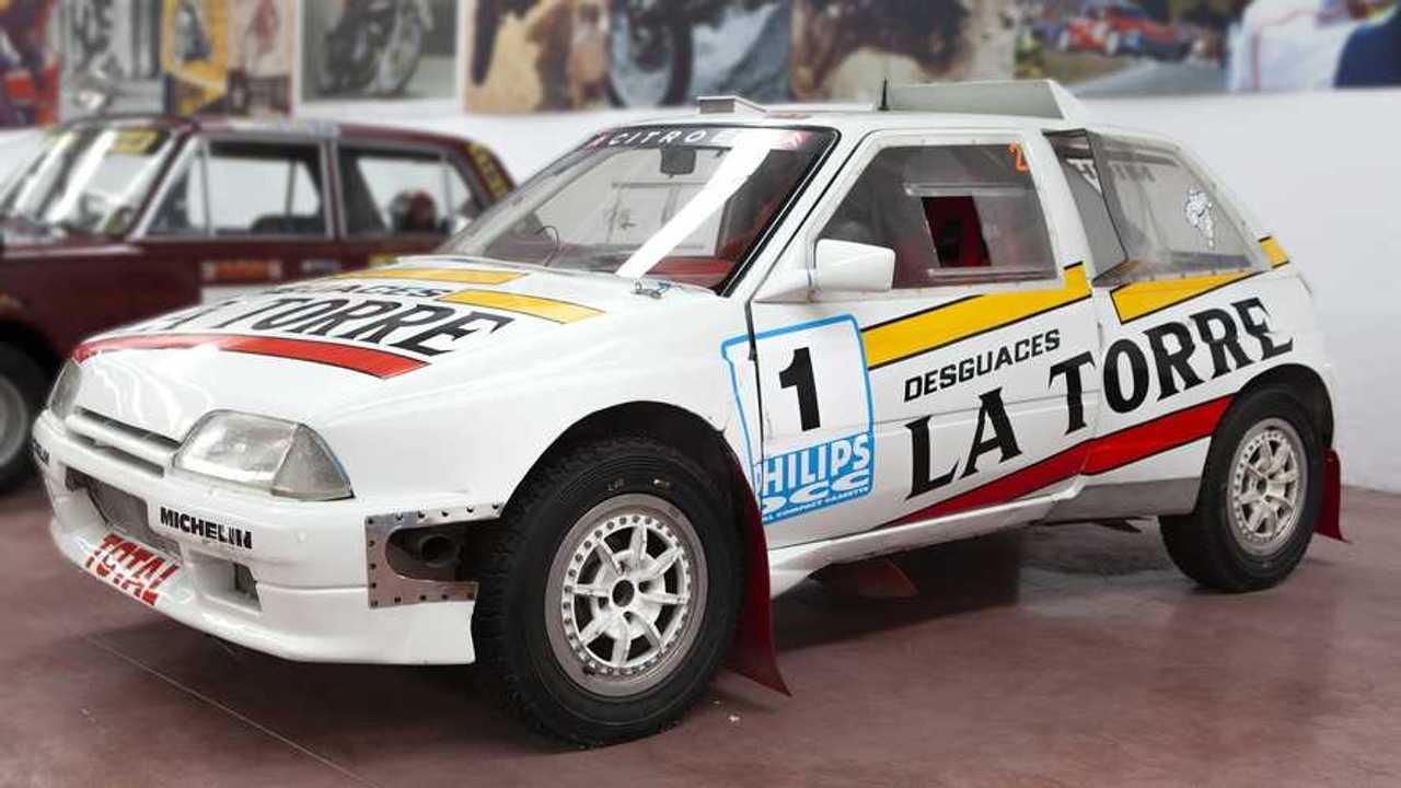 Subasta de coches de la colección de de Desguaces La Torre