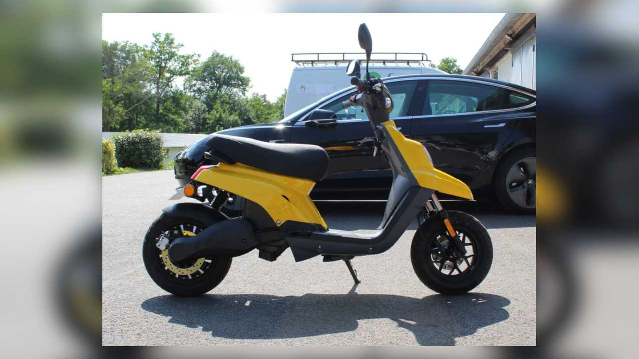 Viper 2T Electric Scooter Conversion by Go2Roues