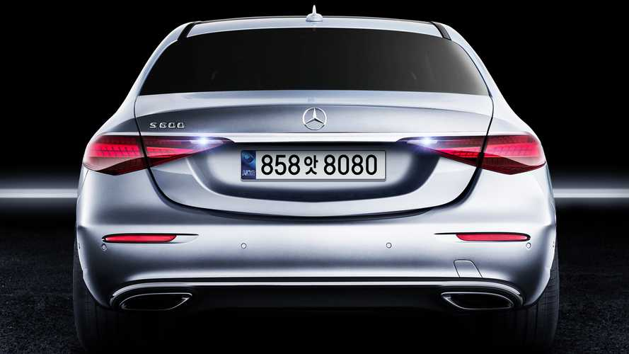2021 Mercedes-Benz S-Serisi tasarım yorumu | Mercedes-Benz ...