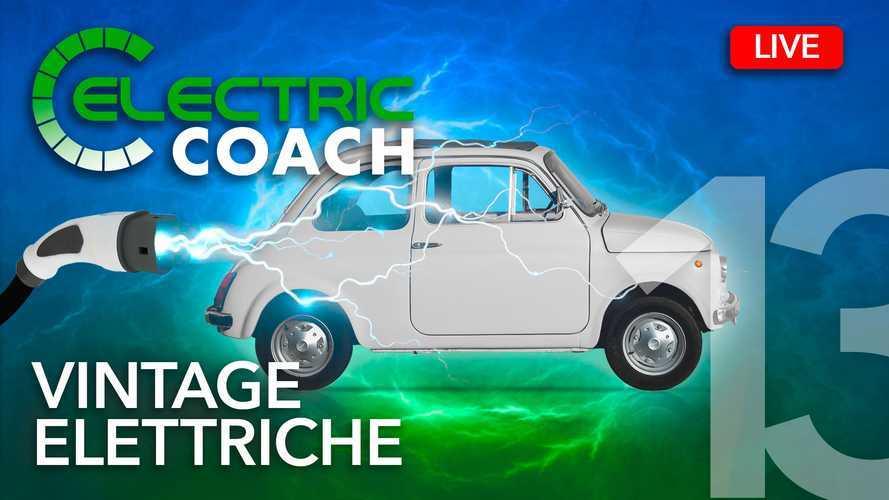 Le auto d'epoca che diventano elettriche: come funziona il retrofit