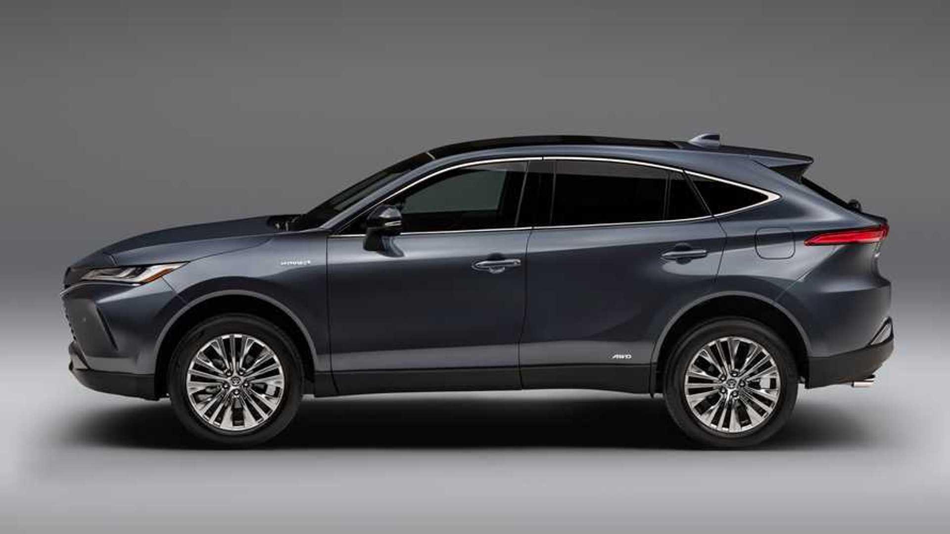 Toyota Venza 2021 Retorna Com Sistema Hibrido Do Rav 4 E Visual Evoluido