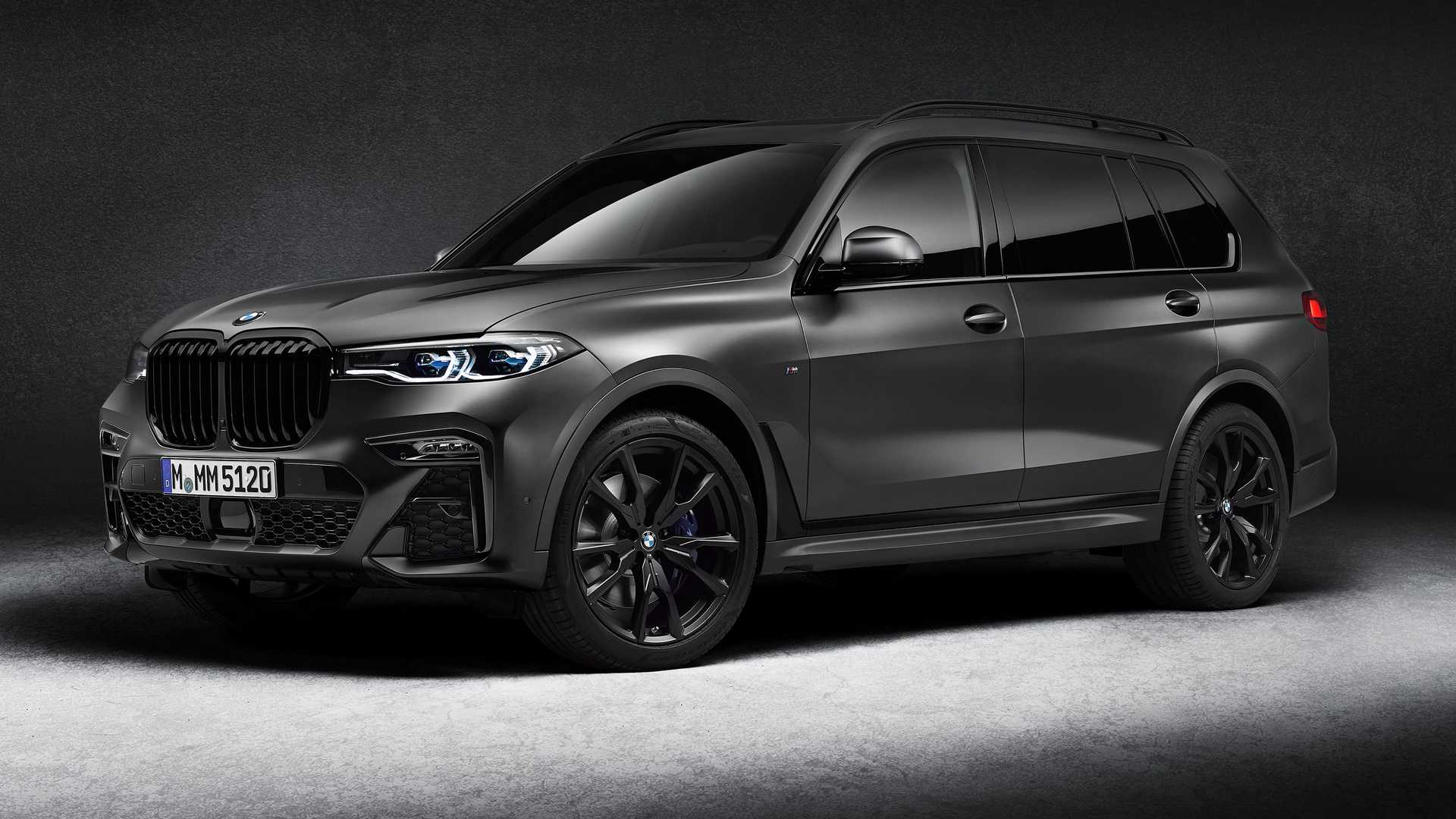 2021 BMW X7 Suv Series Redesign and Review