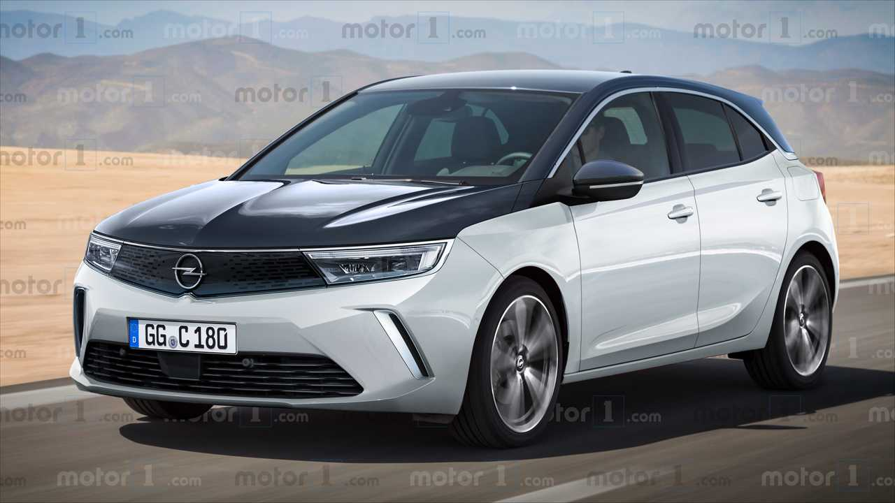 2021 New Opel Astra Ratings
