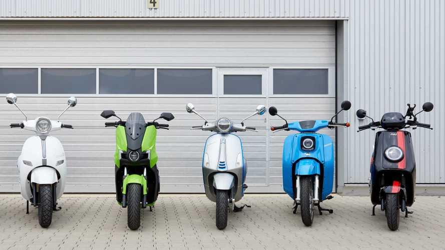 Elektro-Roller: Fünf aktuelle Modelle der Führerscheinklasse A1 im ADAC-Test