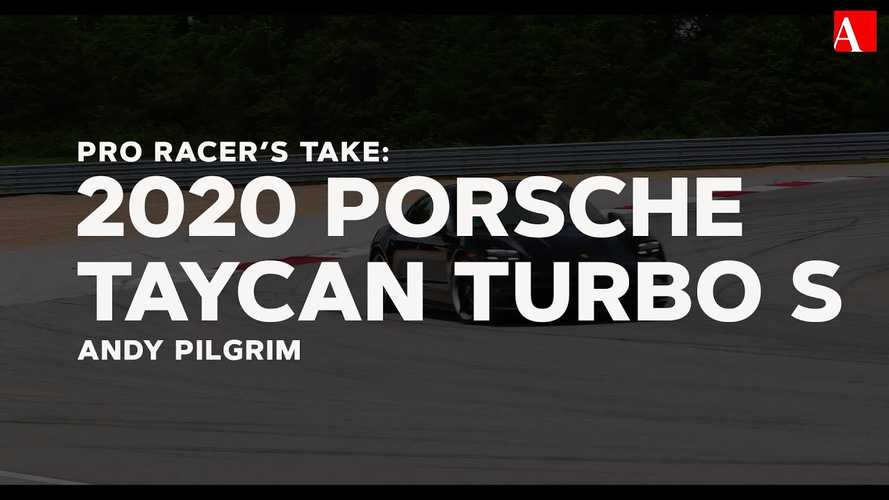 Racing Driver Casts Opinion On The Porsche Taycan Turbo S