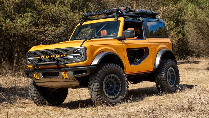 2022 Ford Bronco Hybrid specs allegedly leak out