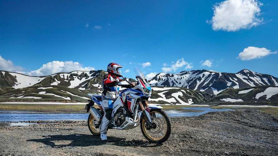 Honda Africa Twin: in Islanda la terza edizione di Adventure Roads