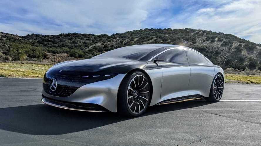 Mercedes segue a Tesla: baterias CATL para o EQS com 700 km de autonomia