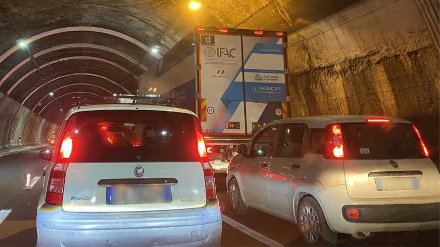 Caos autostrade in Liguria, weekend da incubo e lavori verso la fine?